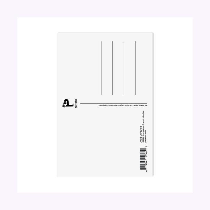 Carte Postale TOP Paperole