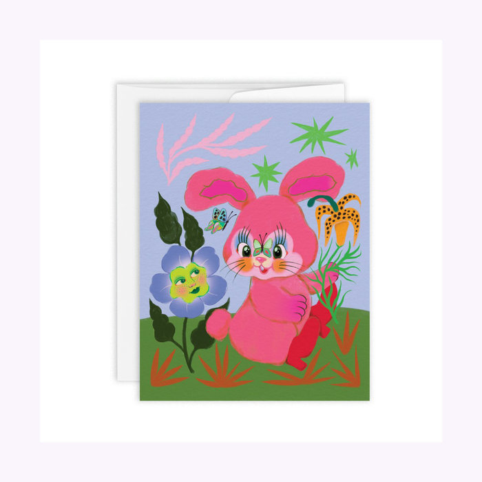 Paperole Paperole Bunny Card