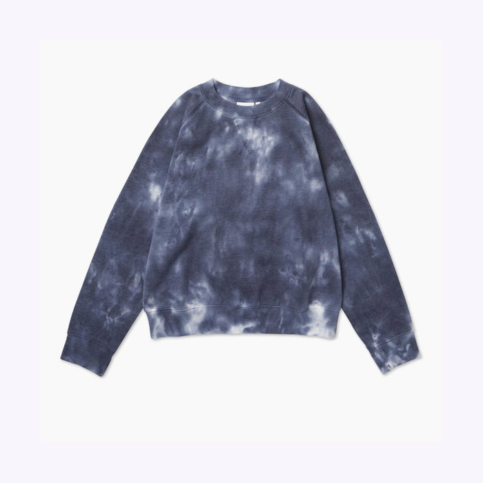 Richer Poorer Richer Poorer Blue Storm  Sweatshirt