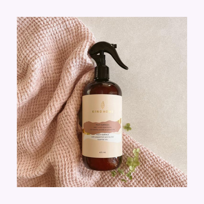Bkind Bkind Tea Tree & Peppermint Surface Cleaner