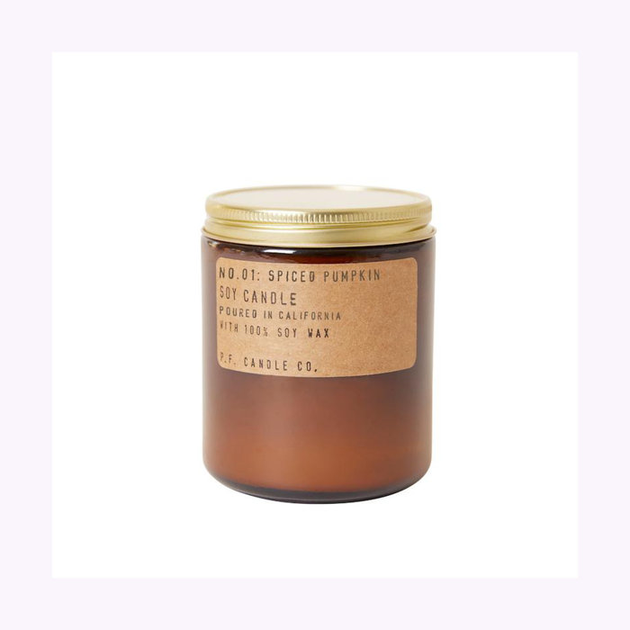 Pf Candle Co. Standard Spriced Pumpkin Candle