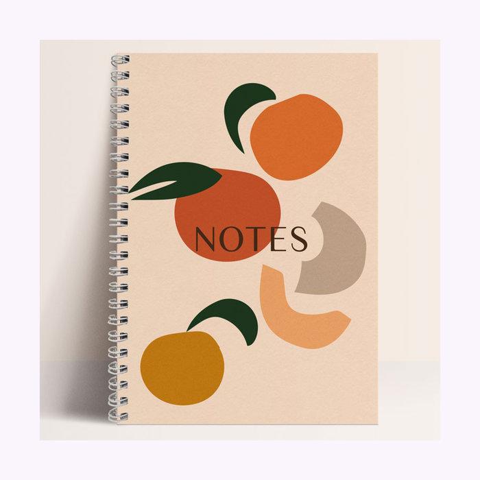 Papier & co Summer Fruits Notebook