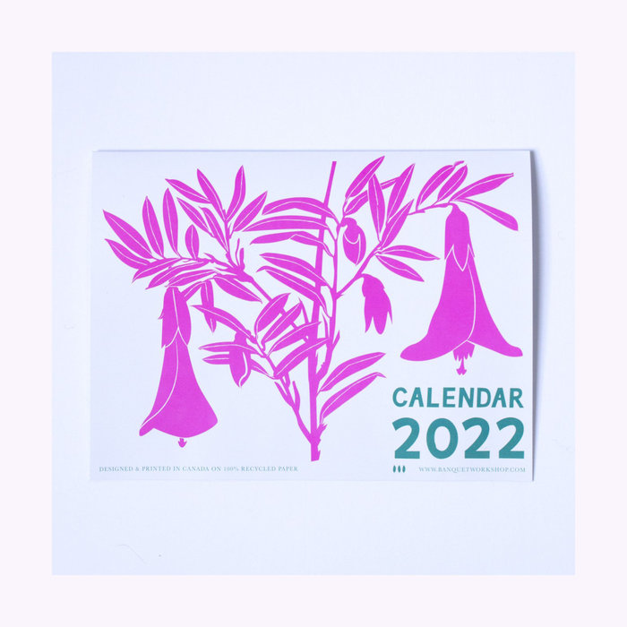 Banquet Atelier Banquet Atelier 2022 Calendar