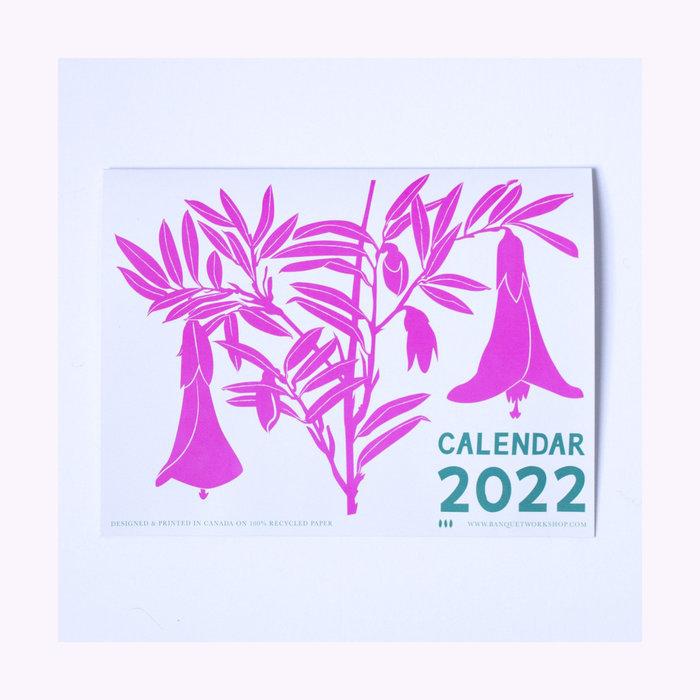 Banquet Atelier Calendrier 2022 Banquet Atelier