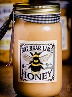 Big Bear Lake Honey Co Honey Wildflower 1lb Jar