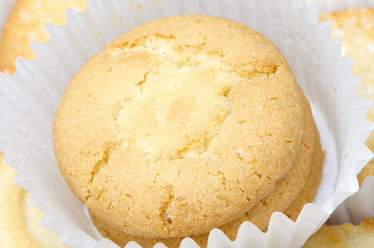 Carla's Sugar Cookies