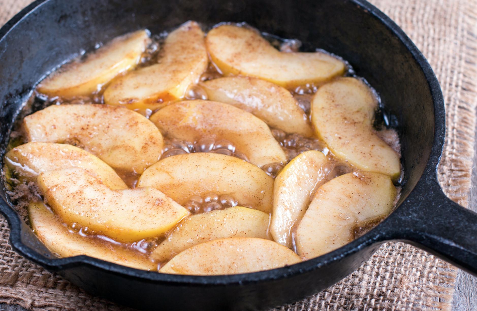 Cinnamon Apple Filling