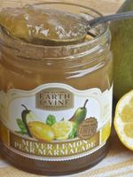 Earth & Vine Provisions, Inc. 10oz MEYER LEMON PEAR MARMALADE