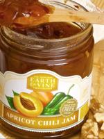 Earth & Vine Provisions, Inc. 10 OZ. APRICOT CHILI PEPPER JAM