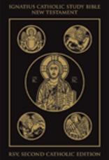 Ignatius Press Catholic Study Bible:  New Testament (paperback)