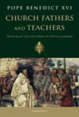 Ignatius Press Church Fathers and Teachers, by Pope Benedict XVI (hardcover)