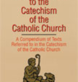 Ignatius Press Companion to Catechism (paperback)