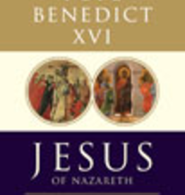 Ignatius Press Jesus of Nazareth: Holy Week, by Pope Benedict XVI (hardcover)