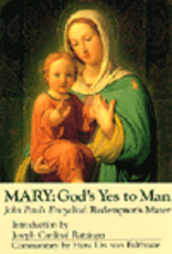 Ignatius Press Mary:  God's Yes to Man, by Pope John Paul II (paperback)