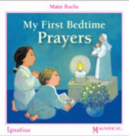 Ignatius Press My First Bedtime Prayers, Magnificat Press (hardcover)