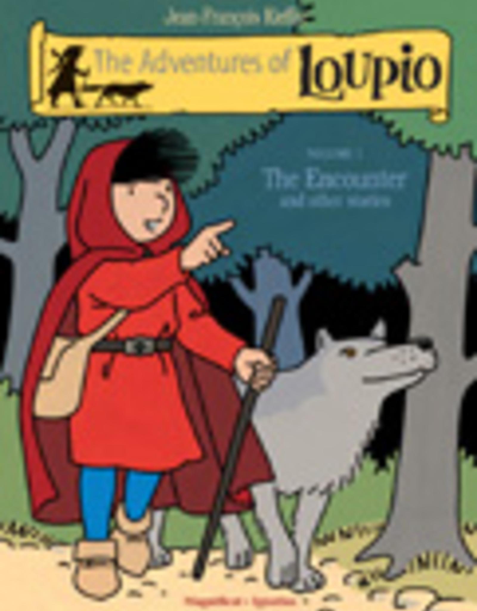 Ignatius Press The Adventures of Loupio, Vol 1, Magnificat Press (paperback)