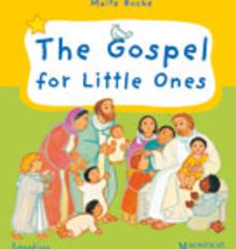 Ignatius Press The Gospel for Little Ones, Magnificat Press (hardcover)