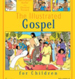 Ignatius Press The Illustrated Gospel for Children, Magnificat Press (hardcover)