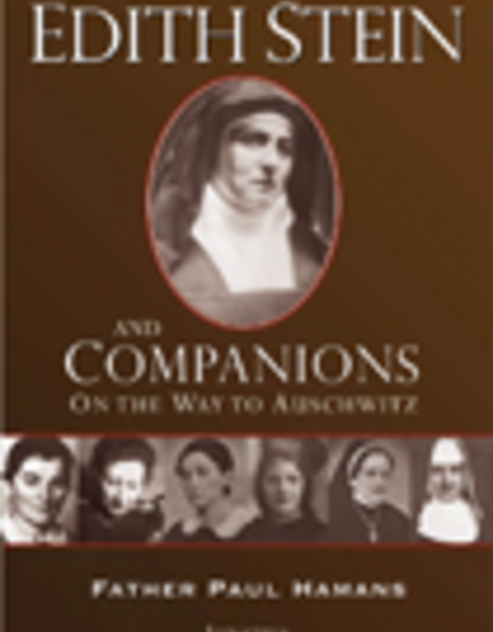 Ignatius Press Edith Stein and Companions, by Paul Hamans (paperback)