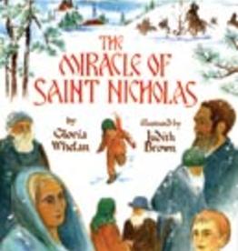 Ignatius Press Miracle of Saint Nicholas, by Gloria Whelan (hardcover)