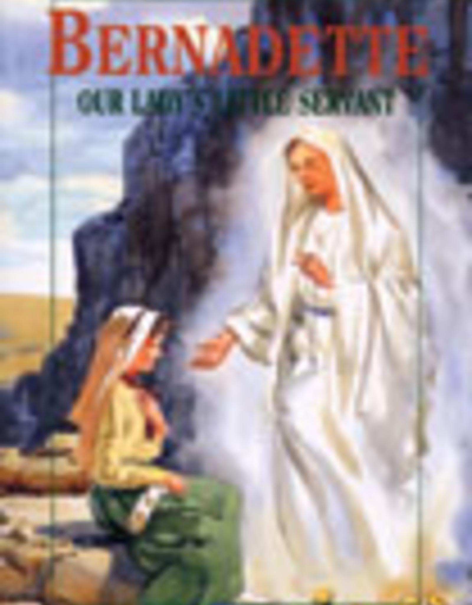 Ignatius Press Bernadette, Our Lady's Litle Servant, by Hertha Pauli ( paperback)