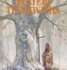 Ignatius Press Kateri Tekakwitha, by Evelyn Brown (paperback)