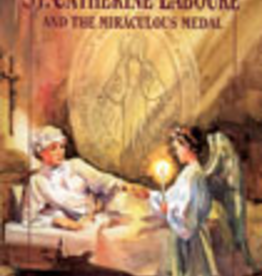 Ignatius Press Saint Catherine Laboure and the Miraculous Medal, by Alma Power-Waters (paperback)