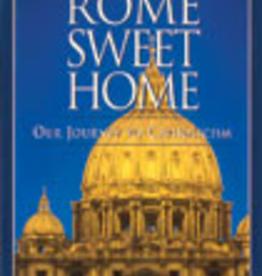 Ignatius Press Rome Sweet Home, by Scott Hahn, Kimberly Hahn (paperback)