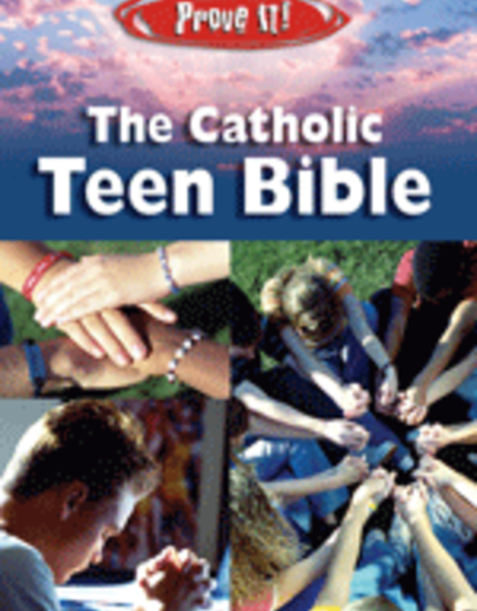 Our Sunday Visitor Prove It! The Catholic Teen Bible, Revised NAB Edition, by Amy Welborn