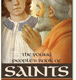 Sophia Institute Young People's Book of Saints, by Hugh Ross Williamson
