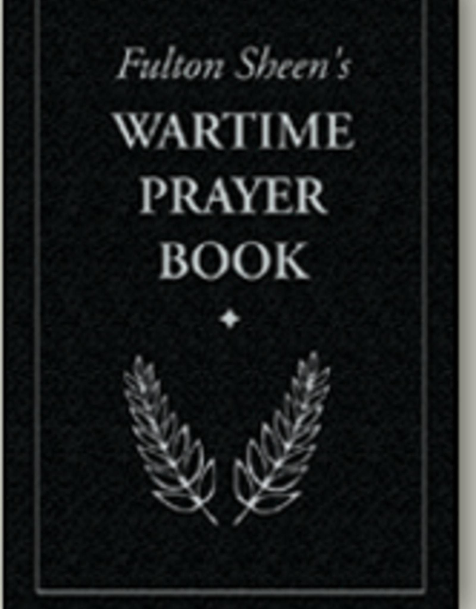 Sophia Institute Fulton Sheen's Wartime Prayer Book, by Fulton Sheen