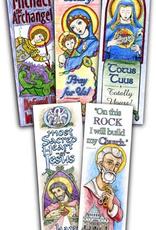 Illuminated Ink Catholic Bookmarks