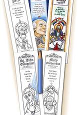 Illuminated Ink Mini Catholic Bookmarks