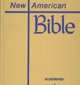 Catholic Book Publishing St. Jospeh New American Bible, Student Edition, Medium Size (hard cover)