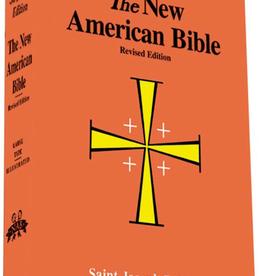 Catholic Book Publishing St. Jospeh New American Bible, Student Edition, Full Size (paperback)