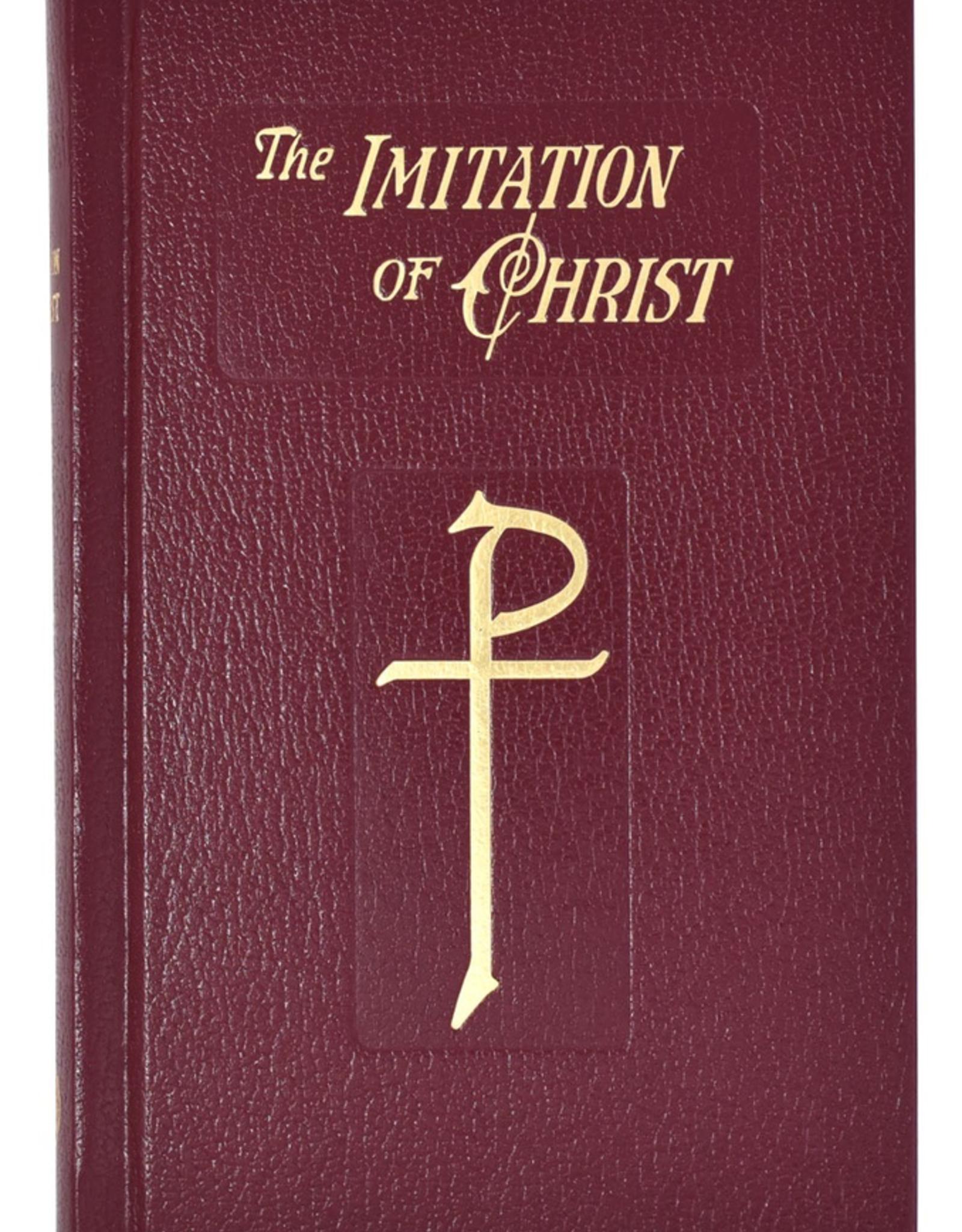 Catholic Book Publishing The Imitation of Christ, by Thomas A Kempis
