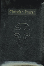 Catholic Book Publishing Christain Prayer (Divine Office/Liturgy of the Hours), Black Leather Zipper