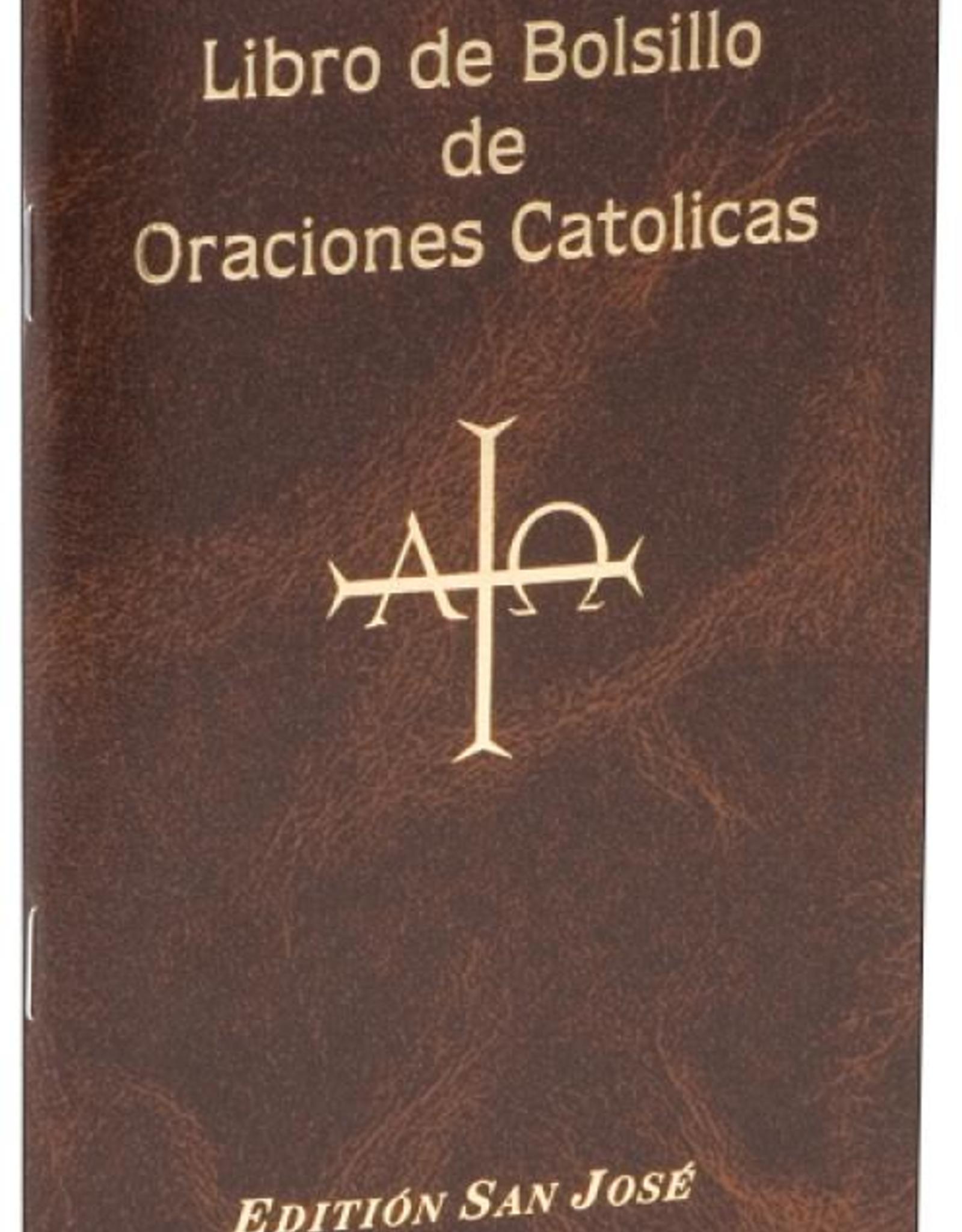 Catholic Book Publishing Catholic Book of Prayers (Spanish Edition), by Rev. Lawrence Lovasik