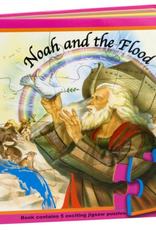 Catholic Book Publishing Noah and the Flood (puzzle book), by Rev. Jude Winkler