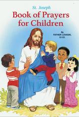 Catholic Book Publishing St. Joseph Book of Prayers for Children, by Rev. Lawrence Lovasik
