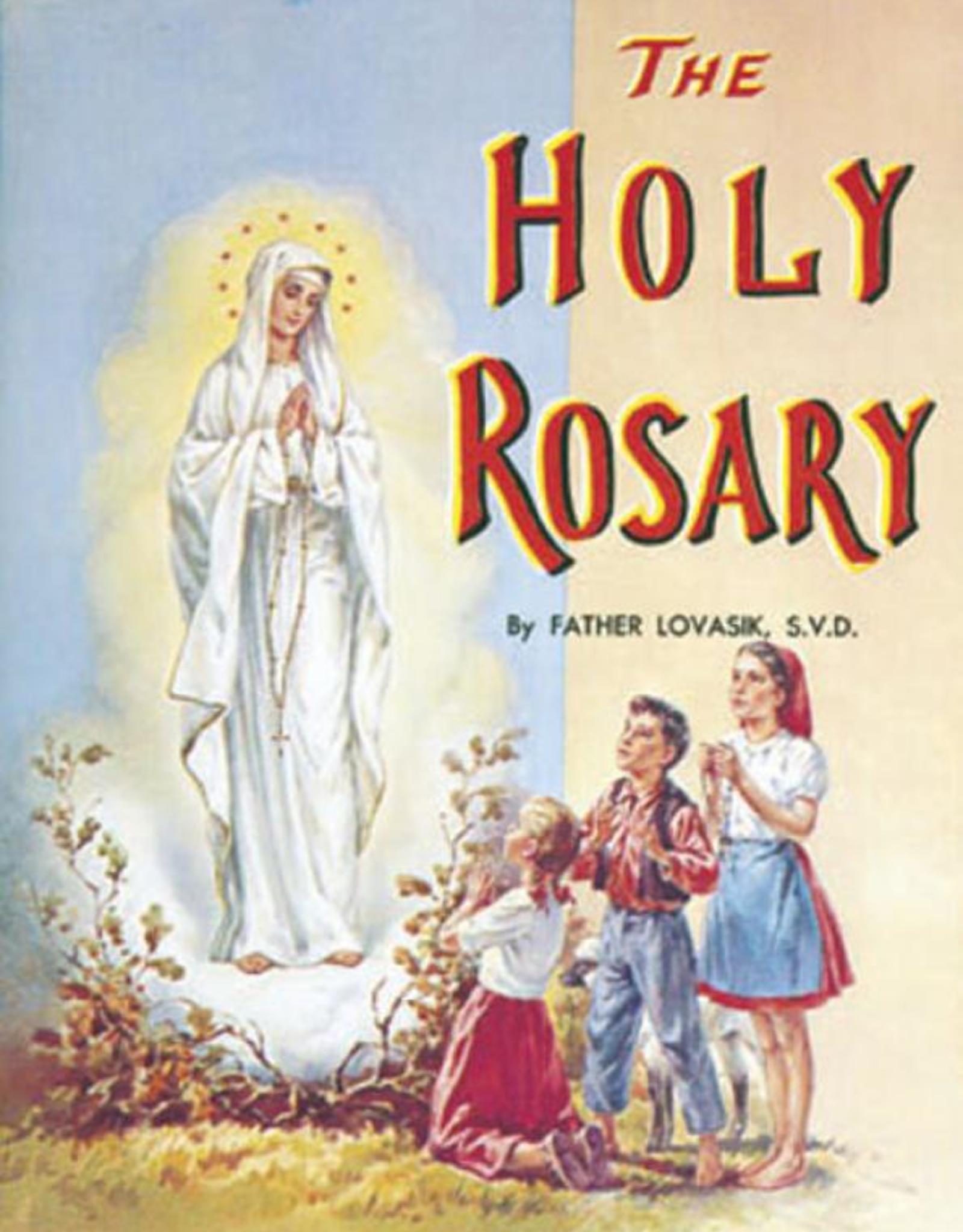 Catholic Book Publishing The Holy Rosary, by Rev. Lawrence Lovasik
