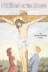 Catholic Book Publishing Stations of the Cross, by Lawrence Lovasik
