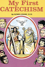Catholic Book Publishing My First Catechism, by Rev. Lawrence Lovasik