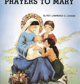 Catholic Book Publishing Children's Prayers to Mary, by Lawrence Lovasik