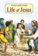 Catholic Book Publishing Illustrated Life of Jesus, by Rev. Lawrence Lovasik