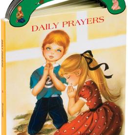 "Catholic Book Publishing Daily Prayers (St. Joseph """"Carry Me Along"""" Board Book), by George Brundage"