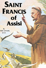 Catholic Book Publishing Saint Francis of Assisi, by Lawrence Lovasik