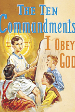 Catholic Book Publishing The Ten Commandments, I Obey God, by Rev. Lawrence Lovasik