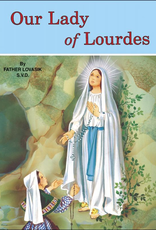 Catholic Book Publishing Our Lady of Lourdes, by Rev. Lawrence Lovasik