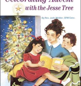 Catholic Book Publishing Celebrating Advent with the Jesse Tree, by Rev. Jude Walker